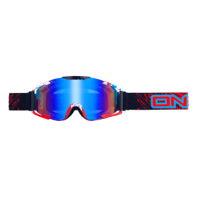 O'Neal B2 RL Goggle Spray Black/Radium
